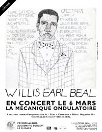 willis earl Beal_la Mecanique Ondulatoire