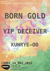 born gold yip deceiver
