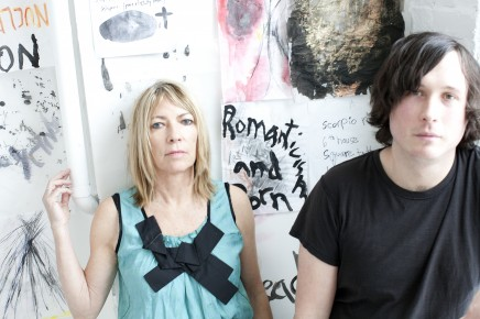 Kim Gordon et Bill Nace de Body/Head