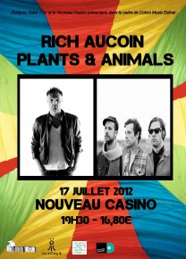 Riche Aucoin Plants and Animals Coloras