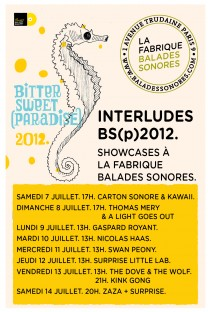 bsp2012- Interludes