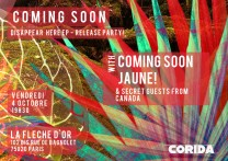 Coming Soon Release Party