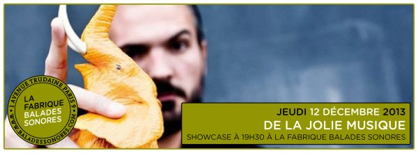 Showcase_delajoliemusique