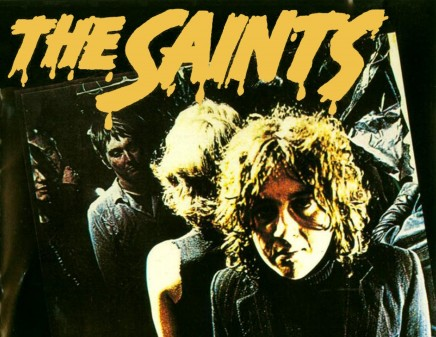 saints, the – the lyon tapes – front