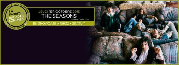 The seasons - Showcase Balades Sonores