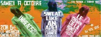 SWEAT LIKE AN APE + OTHERS