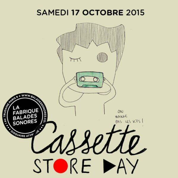 cassette store day 2015