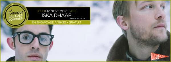 showcase ISKA DHAAF