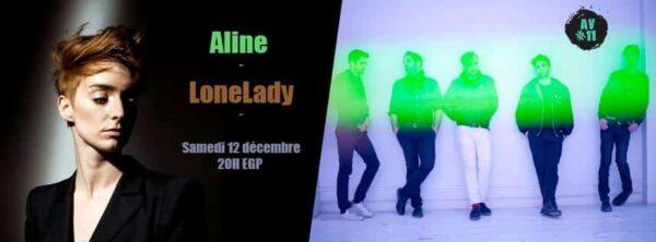 ALINE LONELADY