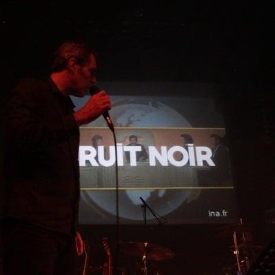 Pascal Bouaziz de Bruit Noir