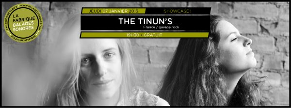 showcase THE TINUN'S balades sonores