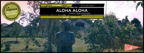 showcase ALOHA ALOHA
