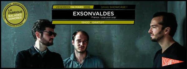 showcase EXSONVALDES