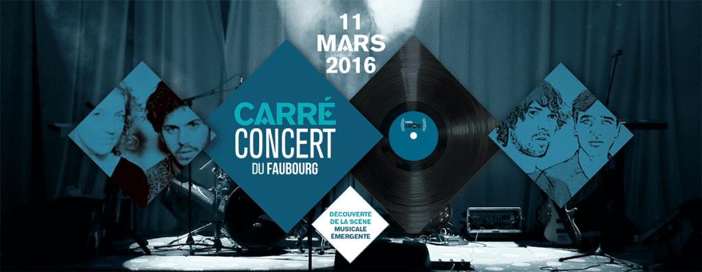 Carré Concert du Faubourg
