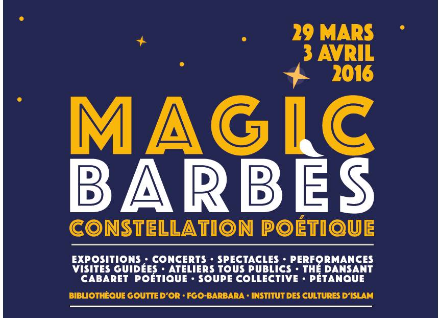Magic Barbès