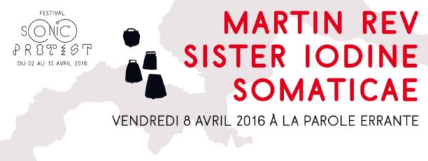 Martin Rev Sonaticae Sister Iodine