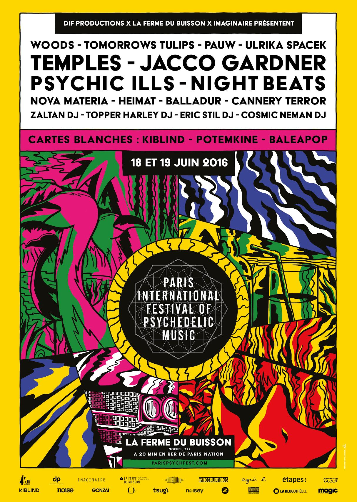 Paris psych Festival