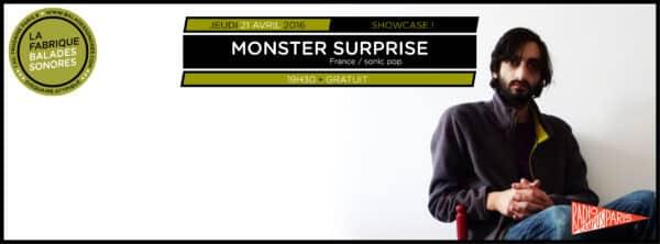 showcase MONSTER SURPRISE