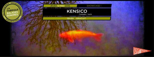 showcase KENSICO balades sonores