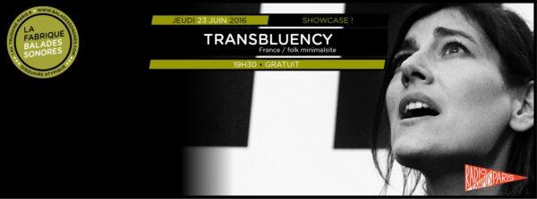 showcase TRANSBLUENCY