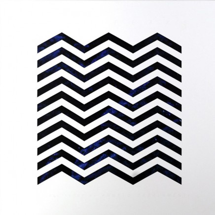 twin peaks ost vinyl cover