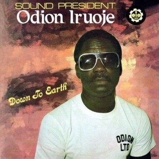 Odion-Iruoje-Down-To-Earth-180Gltd-Auf
