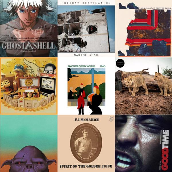 nouveaux arrivages vinyle balades sonores HD