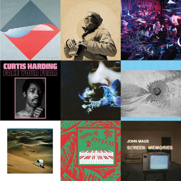 nouveaux arrivages vinyle balades sonores 25 octobre