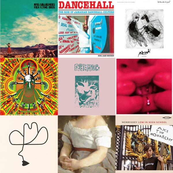 nouveaux arrivages vinyle balades sonores 22 novembre