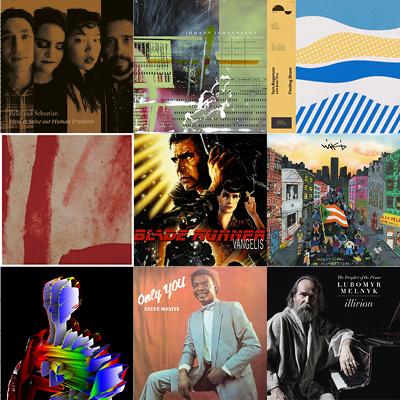 nouveaux arrivages vinyle balades sonores 13 decembre