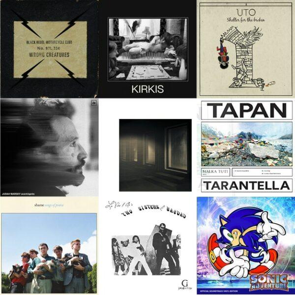 nouveaux arrivages vinyle balades sonores 10 janvier