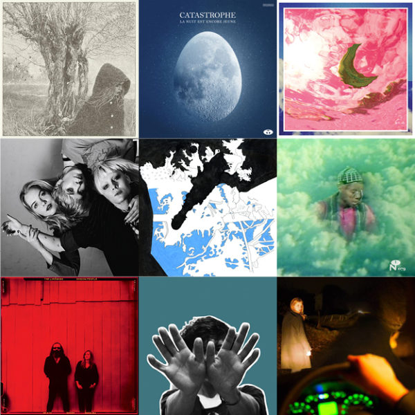 Nouveaux arrivages vinyle balades sonores 24 janvier 2018 : Catastrophe, Silvia Kastel, The Liminanas, Tune Yards