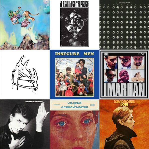 nouveaux arrivages vinyle balades sonores 21 fevrier