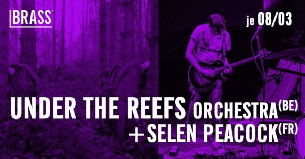 Under the Reefs Orchestra + Selen Peacock