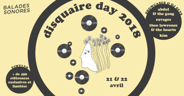 disquaire day 2018 balades sonores