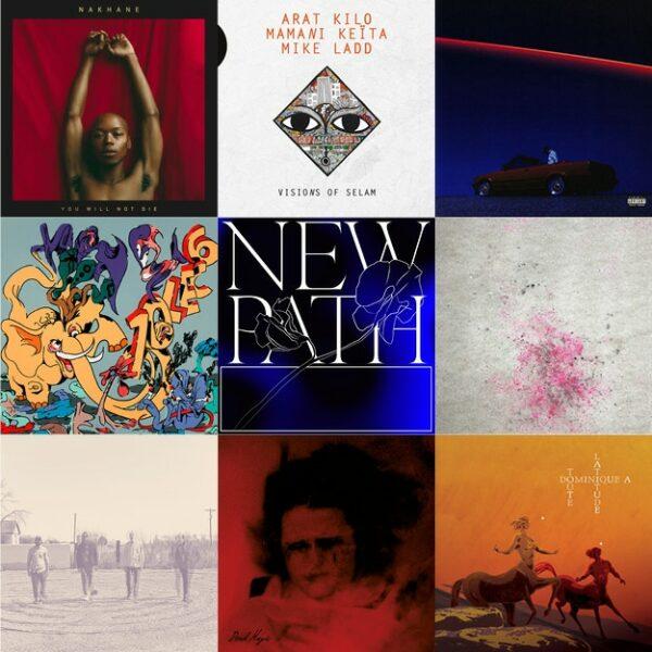 nouveaux arrivages vinyle balades sonores 14 mars