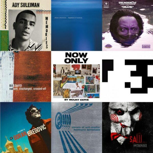 nouveaux arrivages vinyle balades sonores 21 mars
