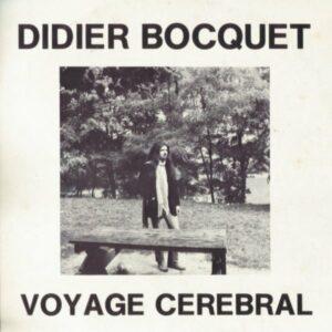 Didier Bocquet - Voyage cérébral (F.L.V.M. 1979, Wah Wah/Supersonic Sounds 2017)