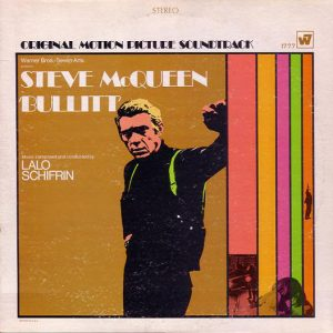 musique bullit (music by Lalo Schifrin, original motion picture soundtrack, 1968)