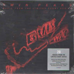 Twin Peaks (Music From The Limited Event Series), Rhino Records 2017