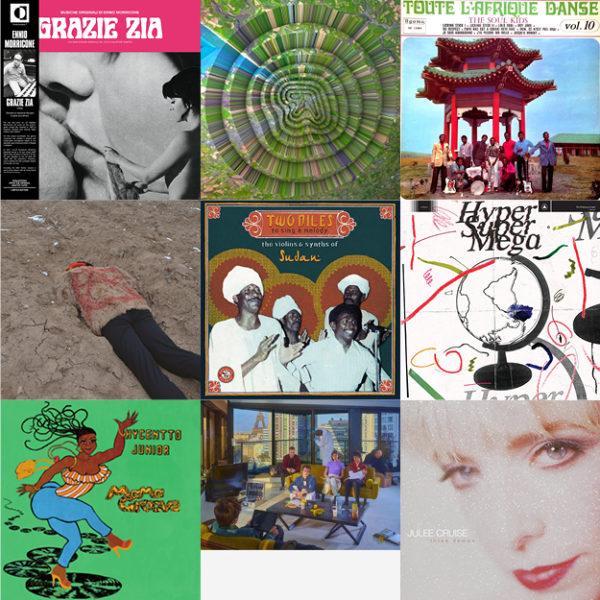 nouveaux arrivages vinyle balades sonores