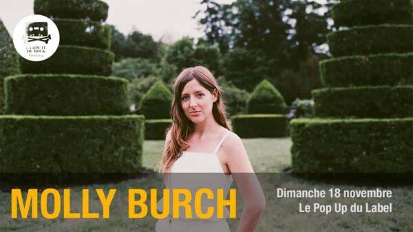 Molly Burch Bannière