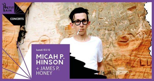 Micah P Hinson Bannière