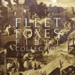 Coffret vinyle Fleet Foxes - First Collection 2006-2009