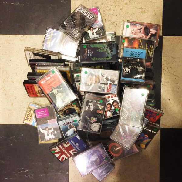 cassettes occasion balades sonores