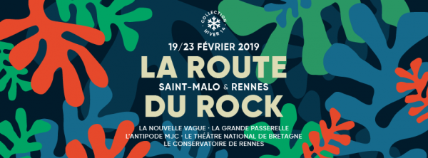 route du rock collection hiver 2019
