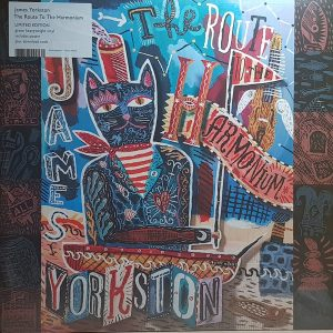 James Yorkston - The Route To The Harmonium (Domino 2019)