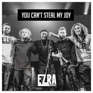 Ezra Collective - You Can't Steal My Joy vinyl (2019)