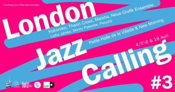 LONDON JAZZ CALLING 3