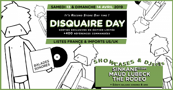 disquaire day 2019 balades sonores